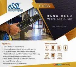 Hand Held Metal Detector D100S