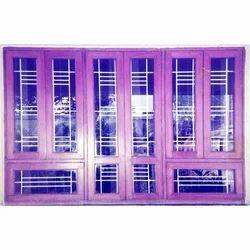 Teak Wooden Window Frame
