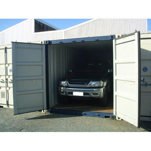 Car Storage Container TAO Empty