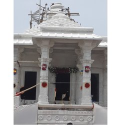 makrana marble White God Temple, 700kg, for Home