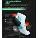 Rome FXT Compression Sports Cushion Socks