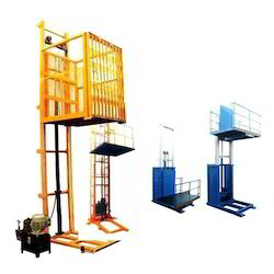 Electro Hydraulic Goods Lifts