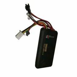 Plastic Black Spoter GPS Car Navigation System
