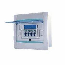 Single Door Plastic Electrical MCB Box