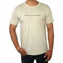Men F90-one Round Neck T-shirt (off White)