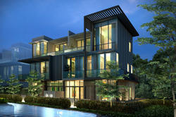 3d Architecture Rendering And Modeling