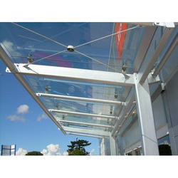 Structural Glass Canopy