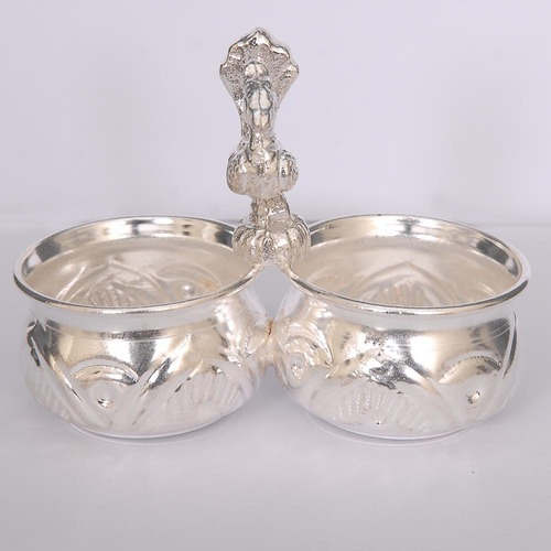 Wedding Return Gifts In Bangalore: Gift Tree Silver Two Cup Panchwala, Rs 365 /piece