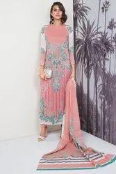 Cotton Casual Ladies Designer Suit