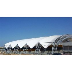 Arch Roof Tensile Structure