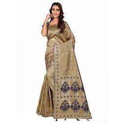 1026 Handloom Silk Saree