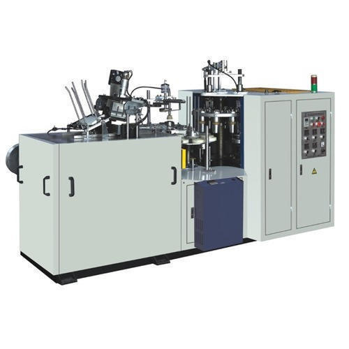 Automatic High Speed Paper Cup Making Machine