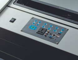 Multimedia Controller for Digital Podium