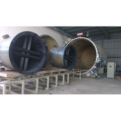 Rubber Vulcanizing Autoclaves