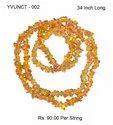 Uncut Glass Beads