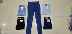 Stretchable Slim Ladies Jeans
