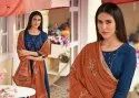 Panghat -7 Pure Jam Cotton Printed With Self Embroidery Work Salwar Suits