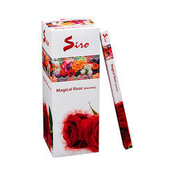 Magical Rose Square Incense Sticks