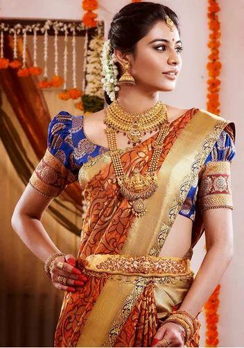 34094a8628 Silk How To Choose An Indian Wedding Saree | ID: 19290617530