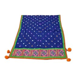 Cotton Ladies Bandhani Dupatta