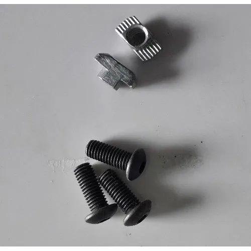 Aluminium T Nut Bolt