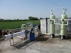 Agriculture Reverse Osmosis Plant