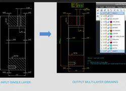Multilayer CAD Conversion Service