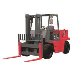 Nichiyu 5 To 6 Ton Battery Operated Forklift