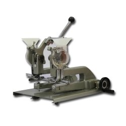 Double Eyelet Machine