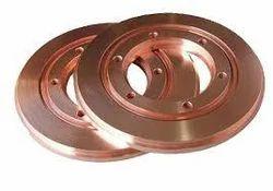 Beryllium Copper Seam Welding Wheel