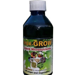 Max Grow Liquid Micronutrient, Pack Size: 1 Liter, For 2ml/litre