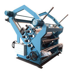 Double-Profile Corrugation Machine
