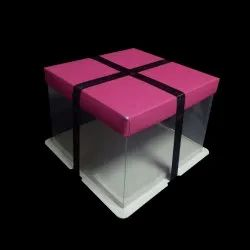 Pink Crystal Boxes