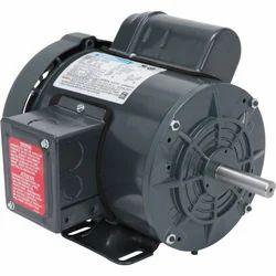Single Phase FHP Industrial Motor, Voltage: 100-200 V