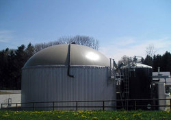Sioen PVC Coated Biogas Covers