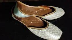 Hand Crafted Genuine Leather Punjabi Jutties