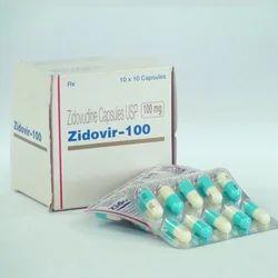 Zidovir 100mg Tablets