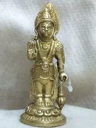 Panchdhatu Hanuman Statue