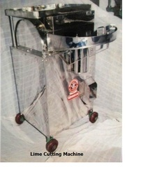 Lime Cutting Machines