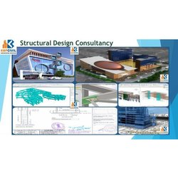 Online Structural Design Consultancy, Pan India