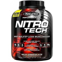 Muscletech Nitrotech Performance Protein Powder
