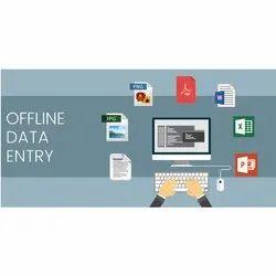 Offline Insurance Data Entry Service