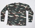 Full Sleeve Camouflage T-Shirt