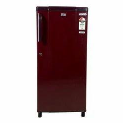 Red Videocon Single Door Refrigerator, 170 L