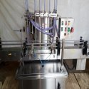 4 nozzle Pet Bottle Oil Filling Machine