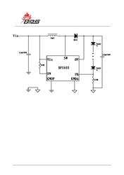 Bp 1601 LED Driver IC