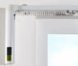 2 mtrs-4 mtrs Automatic Curtain Rod