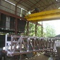 Gantry Fabrication Work