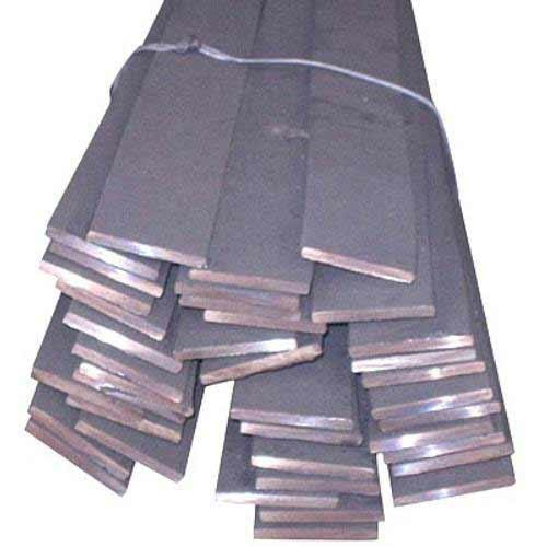 Mild Steel Flat Bar for Construction, Length: 10-25 m