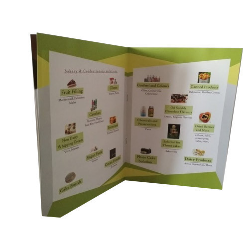 Printed Booklet